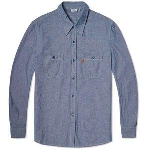 Brand New - Levi's Vintage 1960's Chambray Shirt